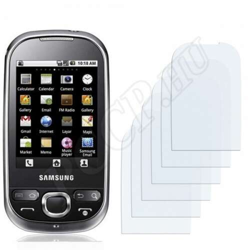 Samsung Galaxy 5 I5500 kijelzővédő fólia