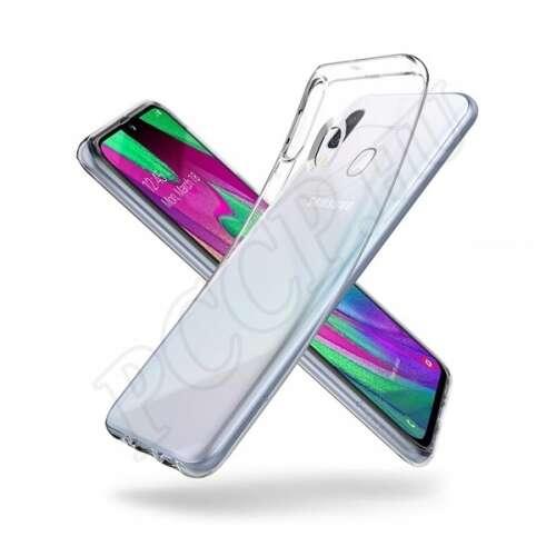 Samsung Galaxy A40 átlátszó hátlap