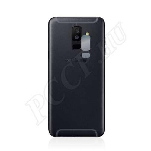 Samsung Galaxy A6 Plus (2018) hátsó kamera kijelzővédő fólia