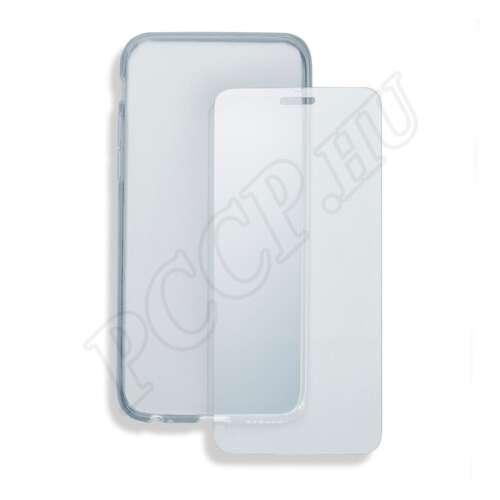 Samsung Galaxy A6 védőszett (hátlap + fólia)