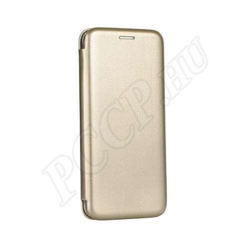 Samsung Galaxy A7 (2018) arany oldalra nyíló tok
