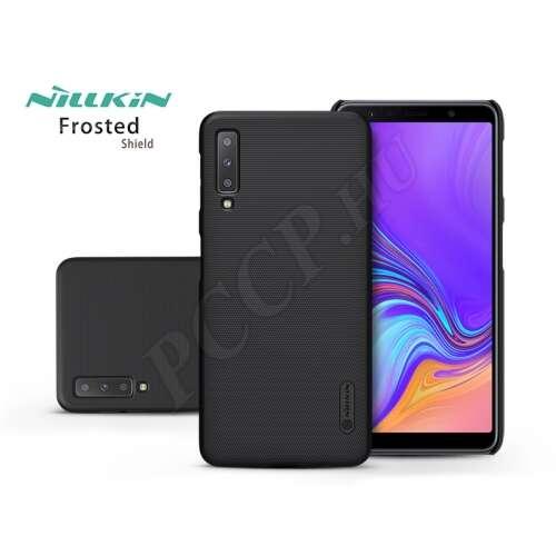 Samsung Galaxy A7 (2018) fekete hátlap