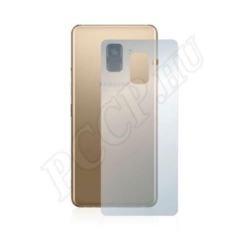Samsung Galaxy A8+ (2018) hátlap kijelzővédő fólia