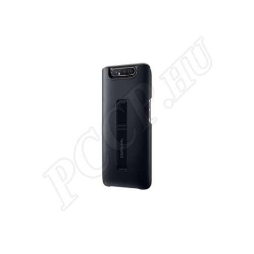 Samsung Galaxy A80 fekete gyári hátlap
