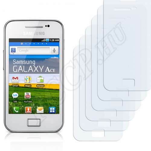 Samsung Galaxy Ace S5839 kijelzővédő fólia