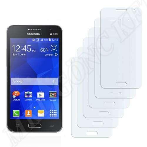 Samsung Galaxy Core 2 (G355H) kijelzővédő fólia