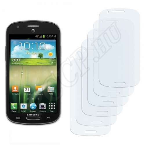 Samsung Galaxy Express I437 kijelzővédő fólia