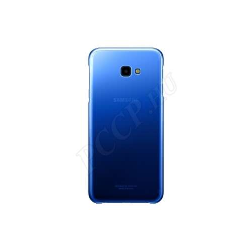 Samsung Galaxy J4 Plus (2018) kék hátlap