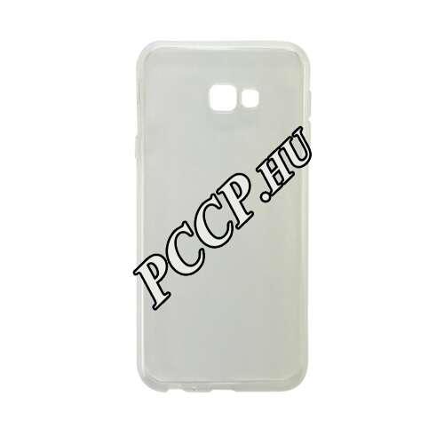 Samsung Galaxy J4 Plus átlátszó vékony szilikon hátlap