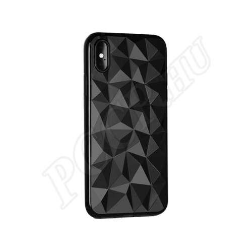 Samsung Galaxy J6+ fekete hátlap