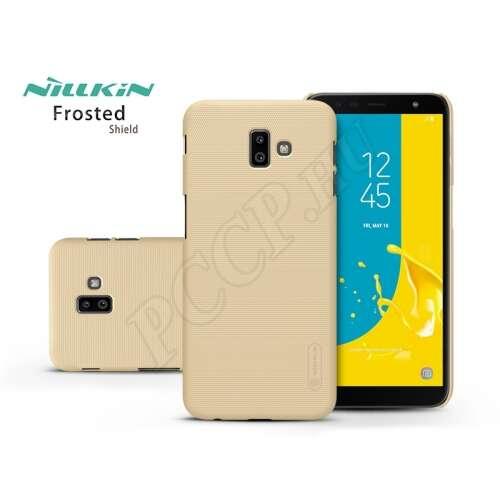 Samsung Galaxy J6 Plus arany hátlap