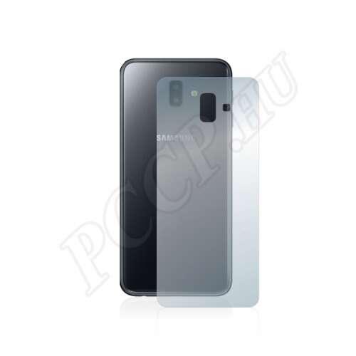 Samsung Galaxy J6 Plus hátlap kijelzővédő fólia
