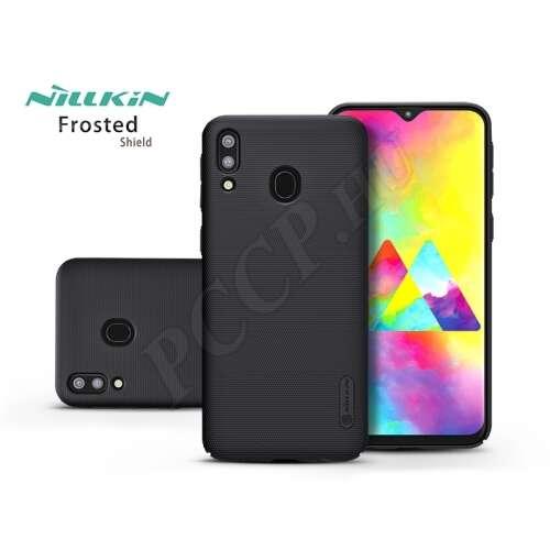 Samsung Galaxy M20 fekete hátlap