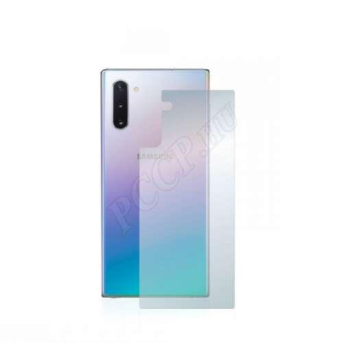 Samsung Galaxy Note 10 (hátlap) kijelzővédő fólia