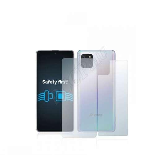 Samsung Galaxy Note 10 Lite (elő- és hátlap) kijelzővédő fólia