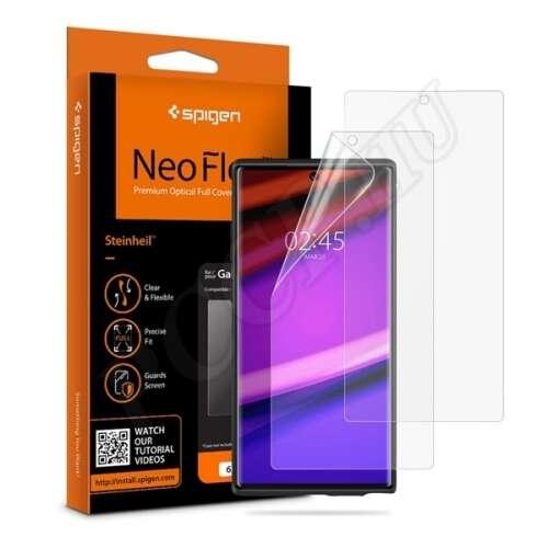 Samsung Galaxy Note 10 Plus hajlított kijelzővédő fólia (2db)