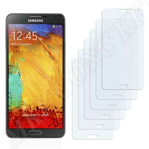 Samsung Galaxy Note 3 Octa kijelzővédő fólia