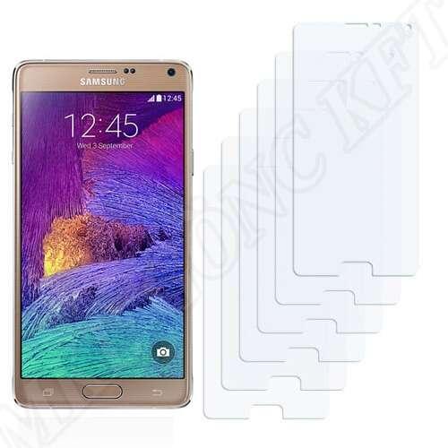 Samsung Galaxy Note 4 kijelzővédő fólia