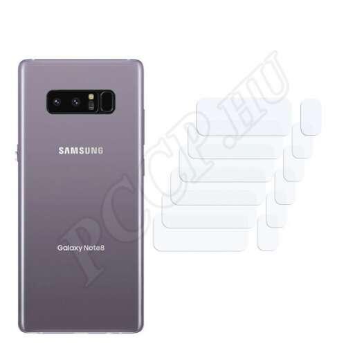 Samsung Galaxy Note 8 (hátsó kamera) kijelzővédő fólia