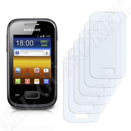 Samsung Galaxy Pocket (S5300) kijelzővédő fólia