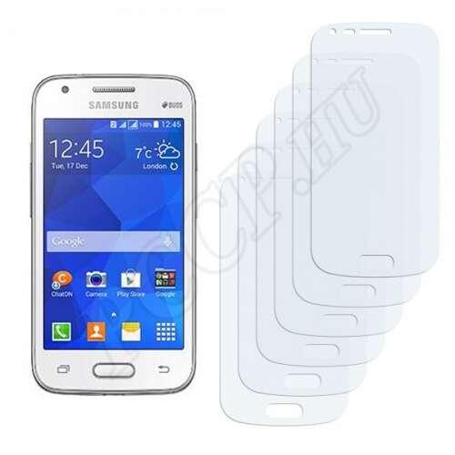 Samsung Galaxy S Duos 3 SM-G313H kijelzővédő fólia