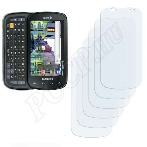 Samsung Galaxy S Epic 4G kijelzővédő fólia
