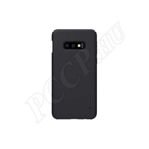 Samsung Galaxy S10e fekete hátlap