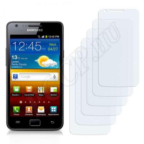 Samsung Galaxy S2 LTE SGH-i727 kijelzővédő fólia