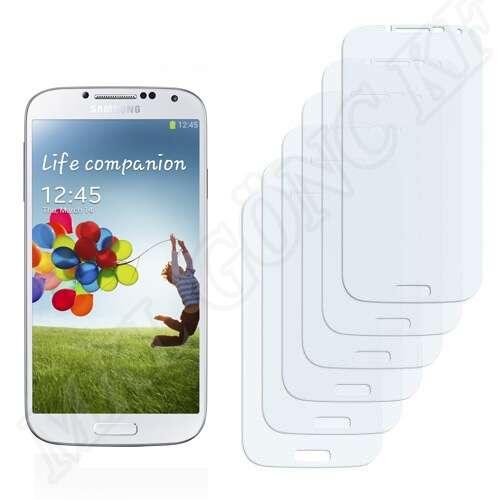 Samsung Galaxy S4 Advance GT-I9506 kijelzővédő fólia
