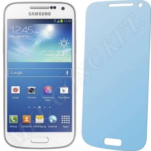 Samsung Galaxy S4 Mini LTE (4G) I9195 kijelzővédő fólia