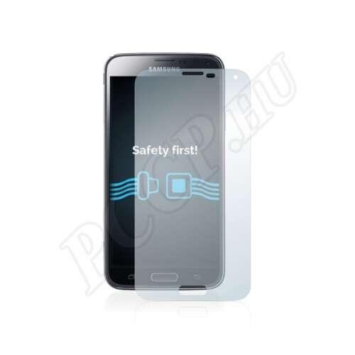 Samsung Galaxy S5 DUOS LTE SM-G900FD kijelzővédő fólia