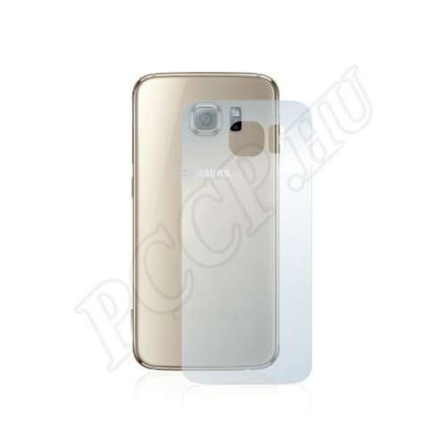 Samsung Galaxy S6 hátlap kijelzővédő fólia