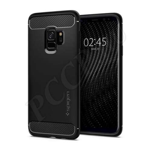 Samsung Galaxy S9 fekete hátlap