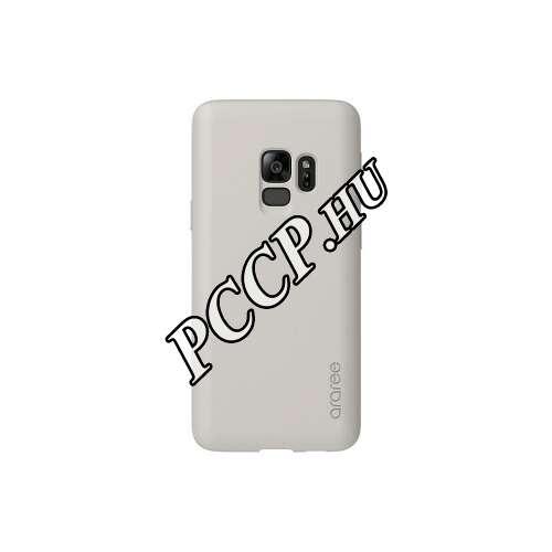 Samsung Galaxy S9 szürke műanyag hátlap