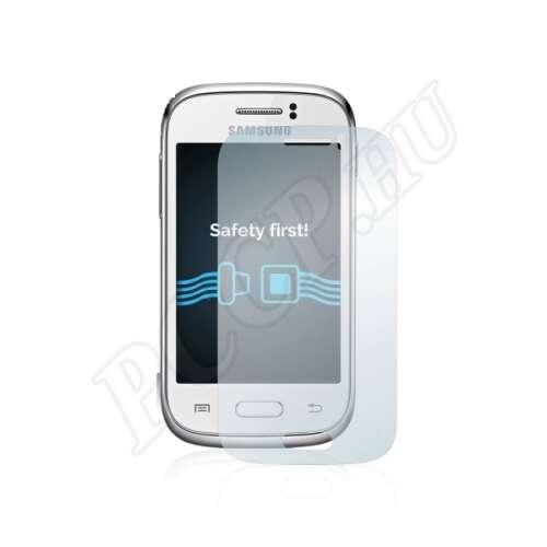Samsung Galaxy Young Duos S6312 kijelzővédő fólia
