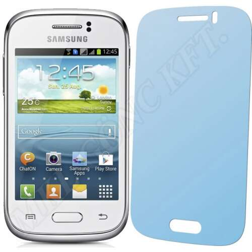 Samsung Galaxy Young (S6310) kijelzővédő fólia