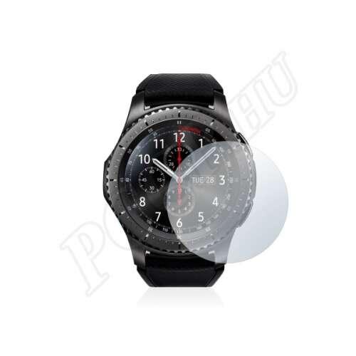Samsung Gear S3 Frontier kijelzővédő fólia