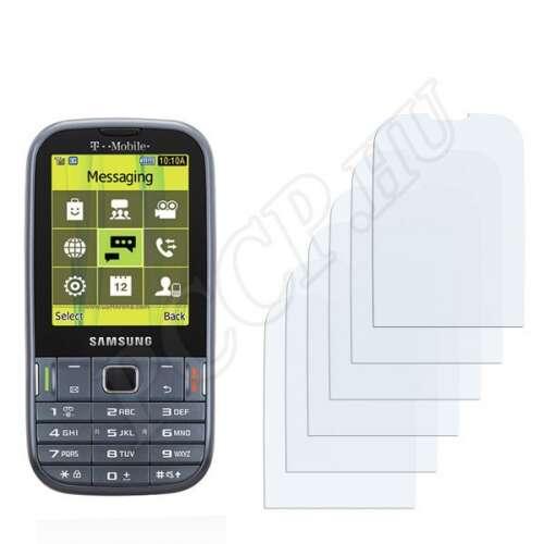 Samsung Gravity TXT kijelzővédő fólia