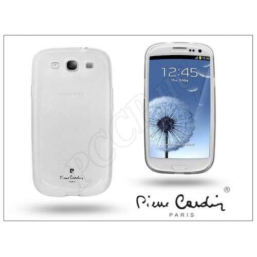 Samsung Galaxy S III fehér szilikon hátlap
