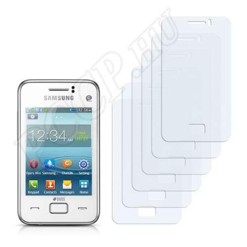 Samsung Rex 80 kijelzővédő fólia