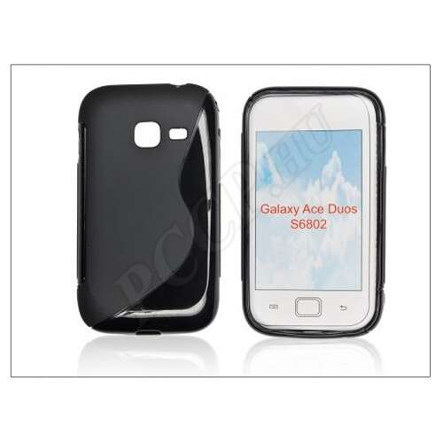 Samsung Galaxy Ace Duos szilikon hátlap