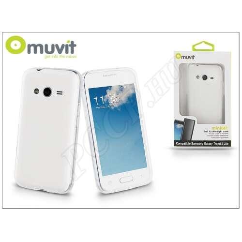Samsung Galaxy Trend 2 Lite átlátszó hátlap