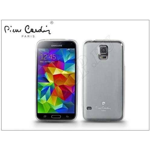 Samsung Galaxy S5 fehér szilikon hátlap