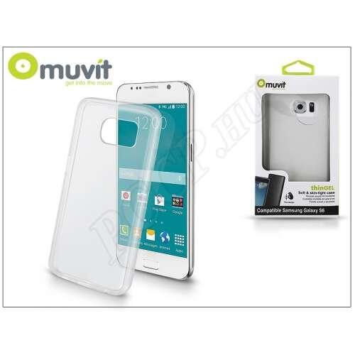 Samsung Galaxy S6 átlátszó hátlap