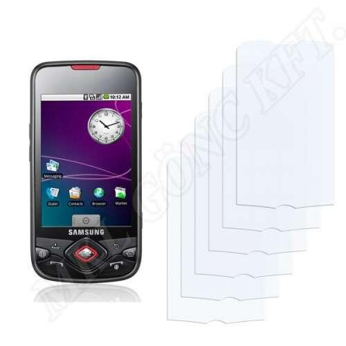 Samsung Spica (I5700) kijelzővédő fólia