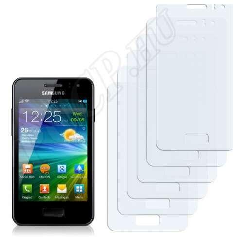 Samsung Wave M S7250 kijelzővédő fólia