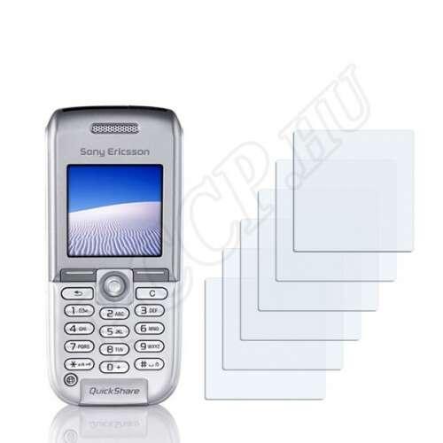 Sony Ericsson K300i kijelzővédő fólia