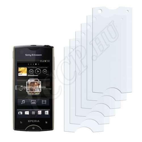 Sony Ericsson ST18i Azusa kijelzővédő fólia