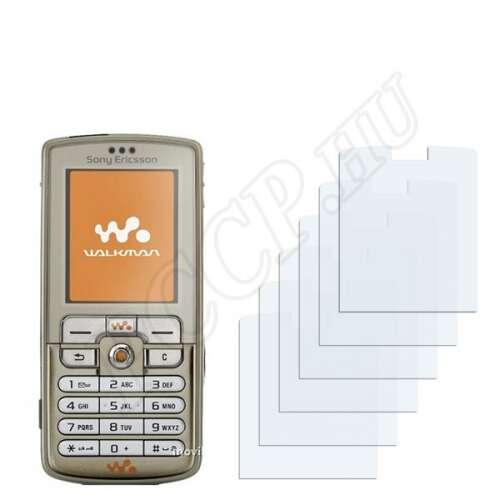 Sony Ericsson W700i kijelzővédő fólia