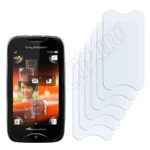 Sony Ericsson WT-13i kijelzővédő fólia